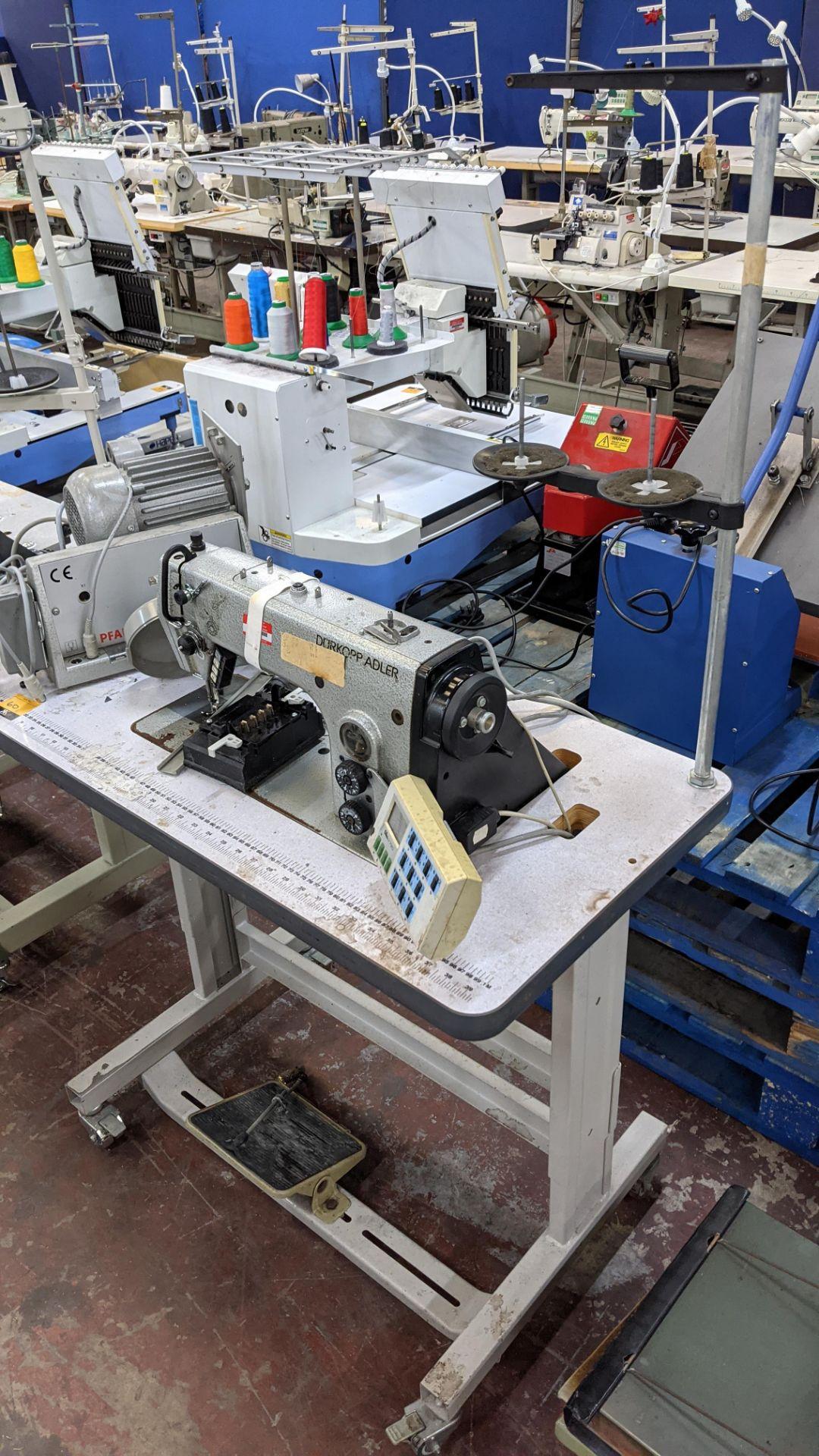 Durkopp Adler type 0271-L40042 sewing machine - Image 4 of 19