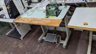 Merrow MG-3DE overedge sewing machine