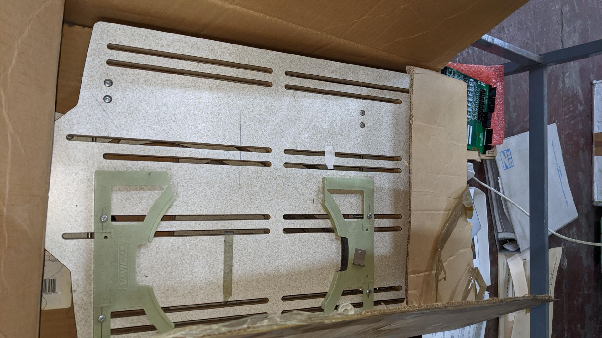 Quantity of spares/ancillaries in 3 boxes as pictured plus quantity of machine manuals/software - th - Image 9 of 12