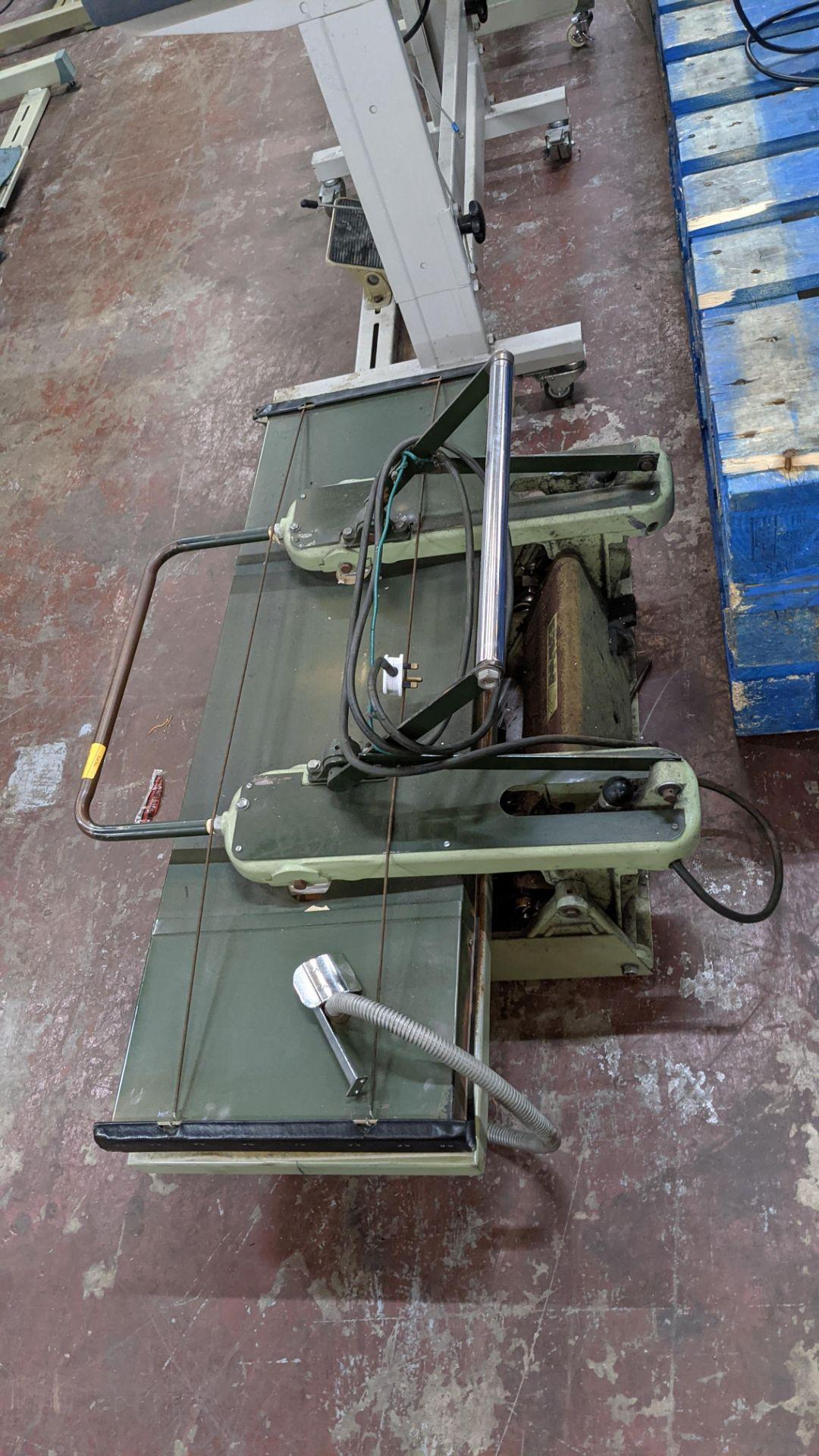 BW large benchtop heat press - Image 9 of 12