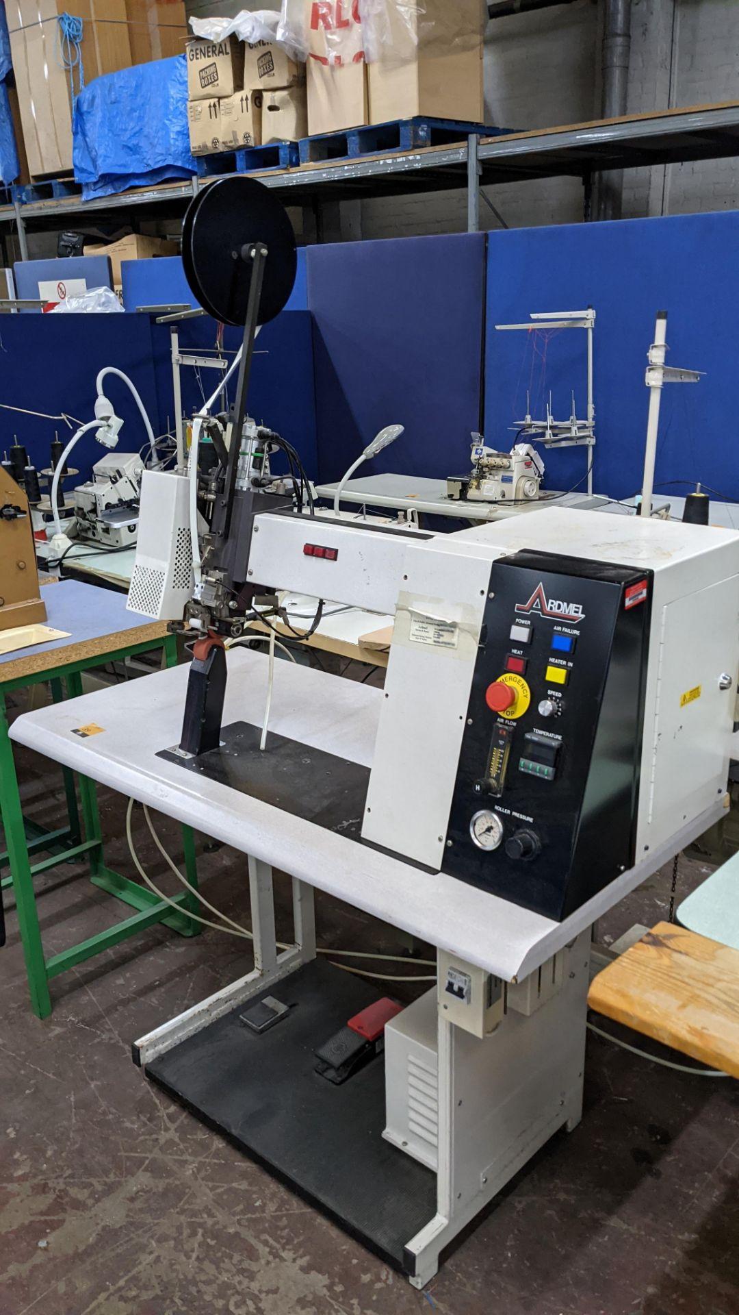 Ardmel seam sealing machine - Image 2 of 18