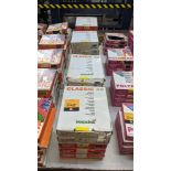 22 boxes of Madeira Classic No. 40 rayon embroidery thread