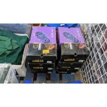 6 pairs of Chukka protective work boots