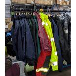 15 off assorted jackets & coats