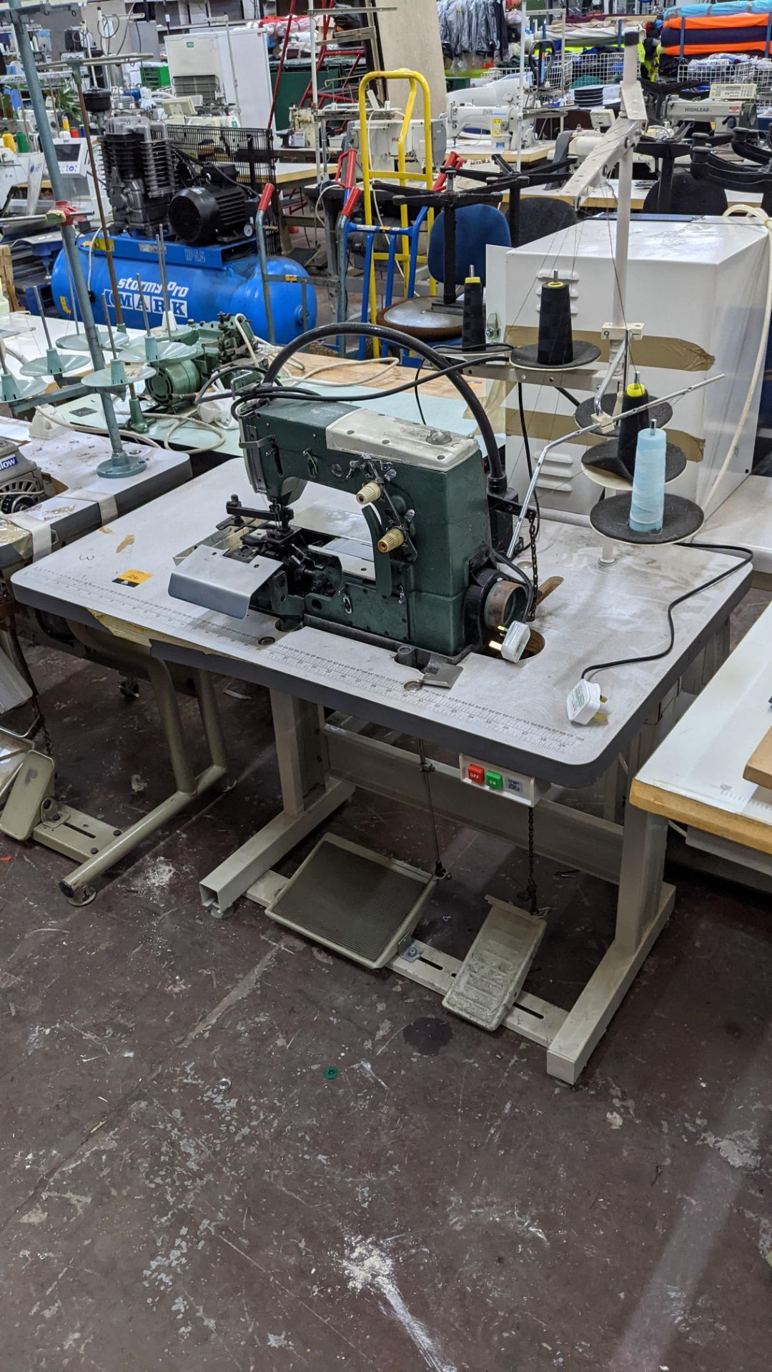 Sewing machine - Image 2 of 16
