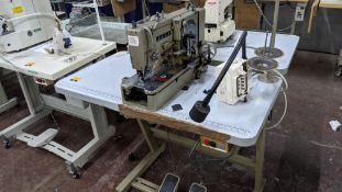 Brother button holer model LH4-B814-2