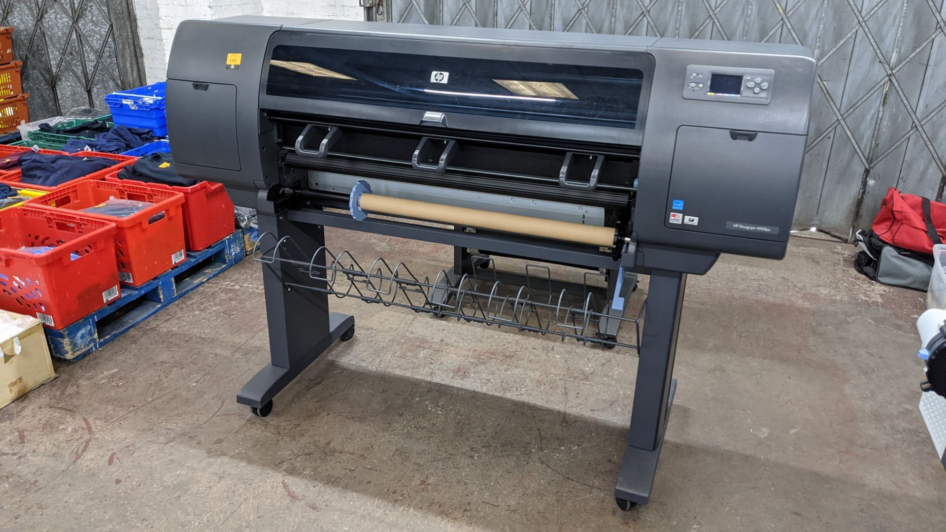 "HP DesignJet 4000ps wide format printer, model Q1274A (42"")"