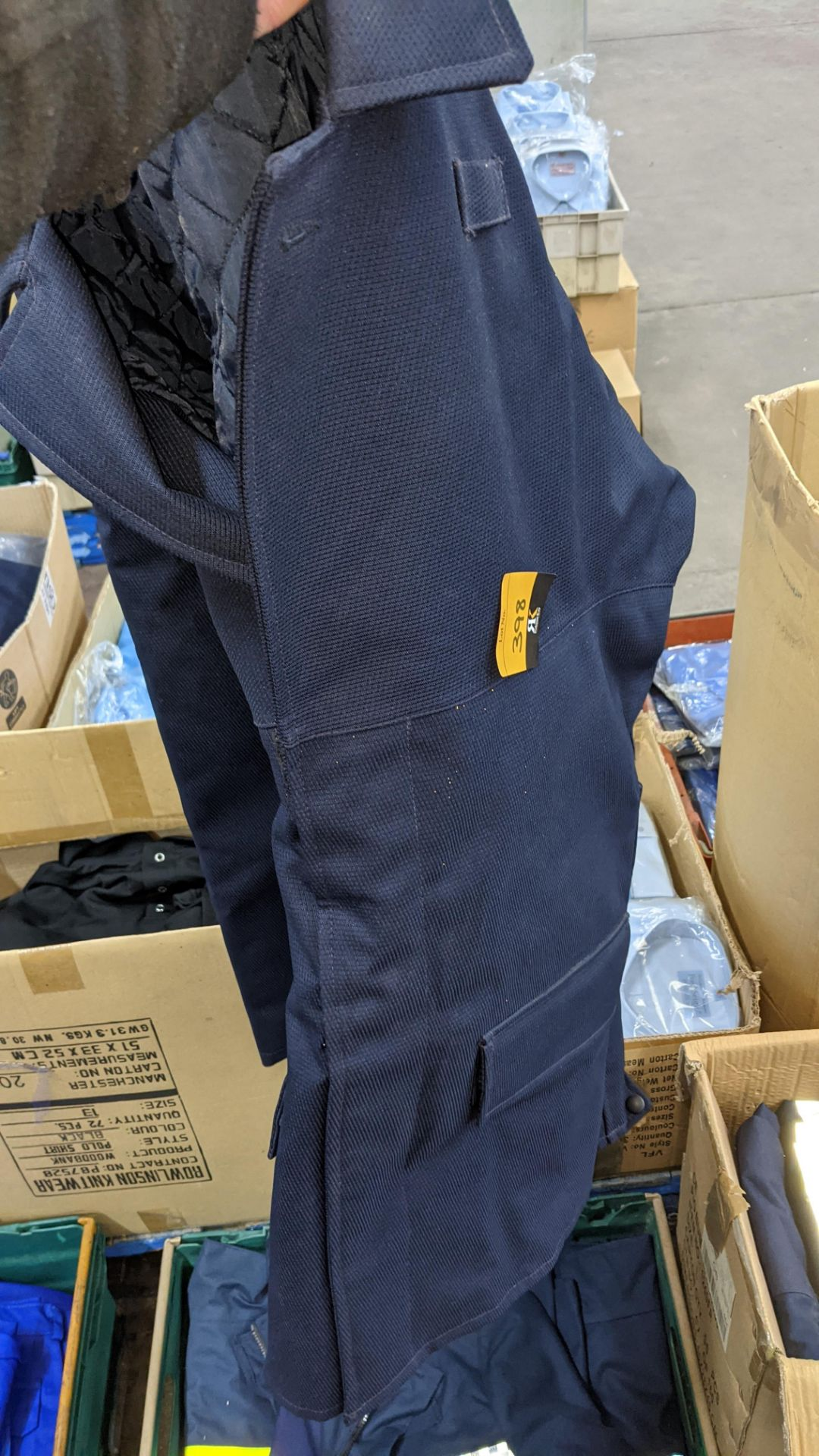 Quantity of emergency services type workwear comprising the contents of 1 box & 1 crate - Image 3 of 7