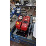 Pro-Seal Multimark heat sealing machine
