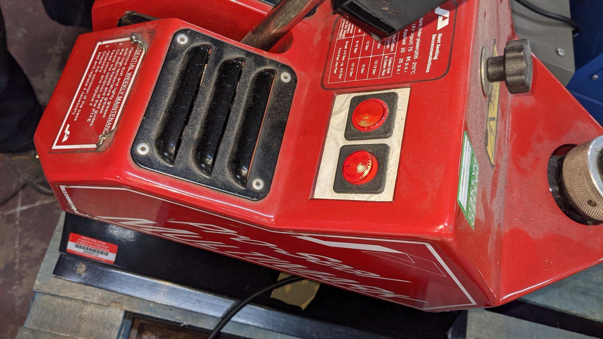 Pro-Seal Multimark heat sealing machine - Image 7 of 10