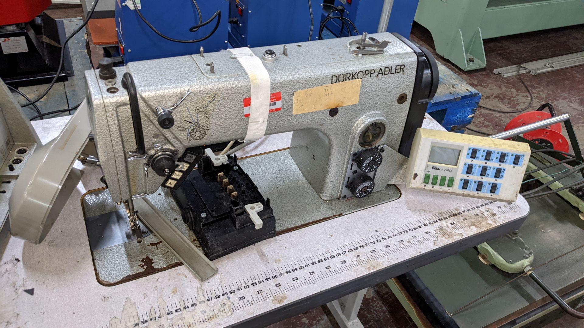 Durkopp Adler type 0271-L40042 sewing machine - Image 7 of 19