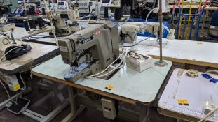 Brother bar tack sewing machine model LK3-B430-2