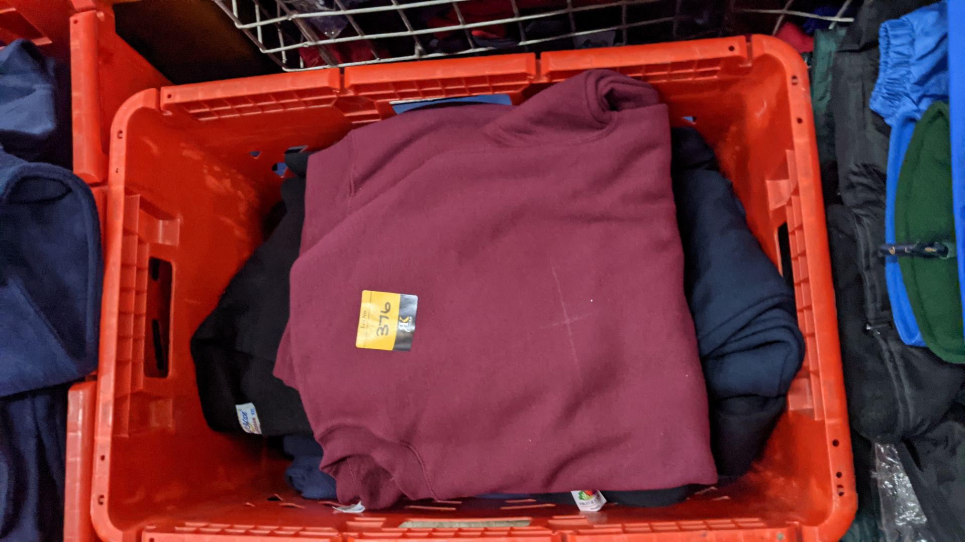 Approx 10 off assorted sweatshirts - Image 3 of 6