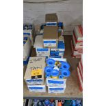 14 boxes of Amann Group ISALON embroidery thread