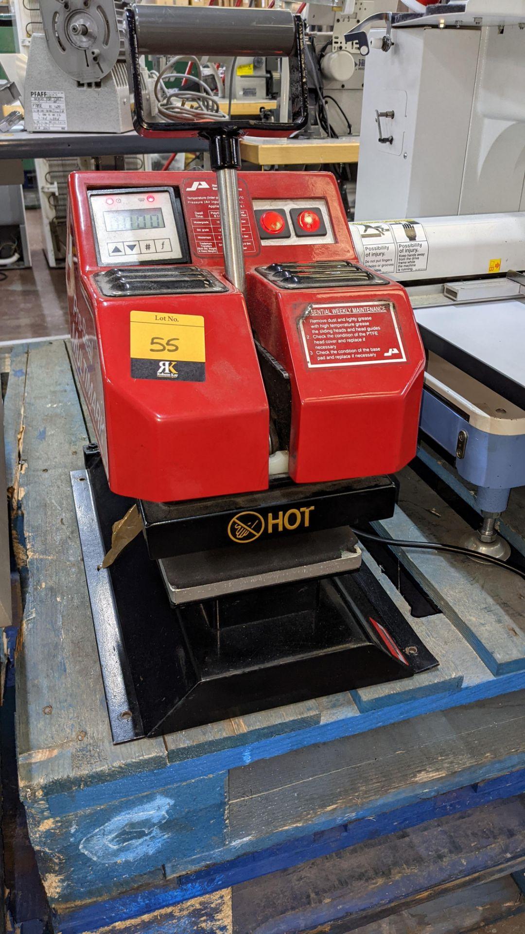 Pro-Seal Multimark heat sealing machine - Image 10 of 10