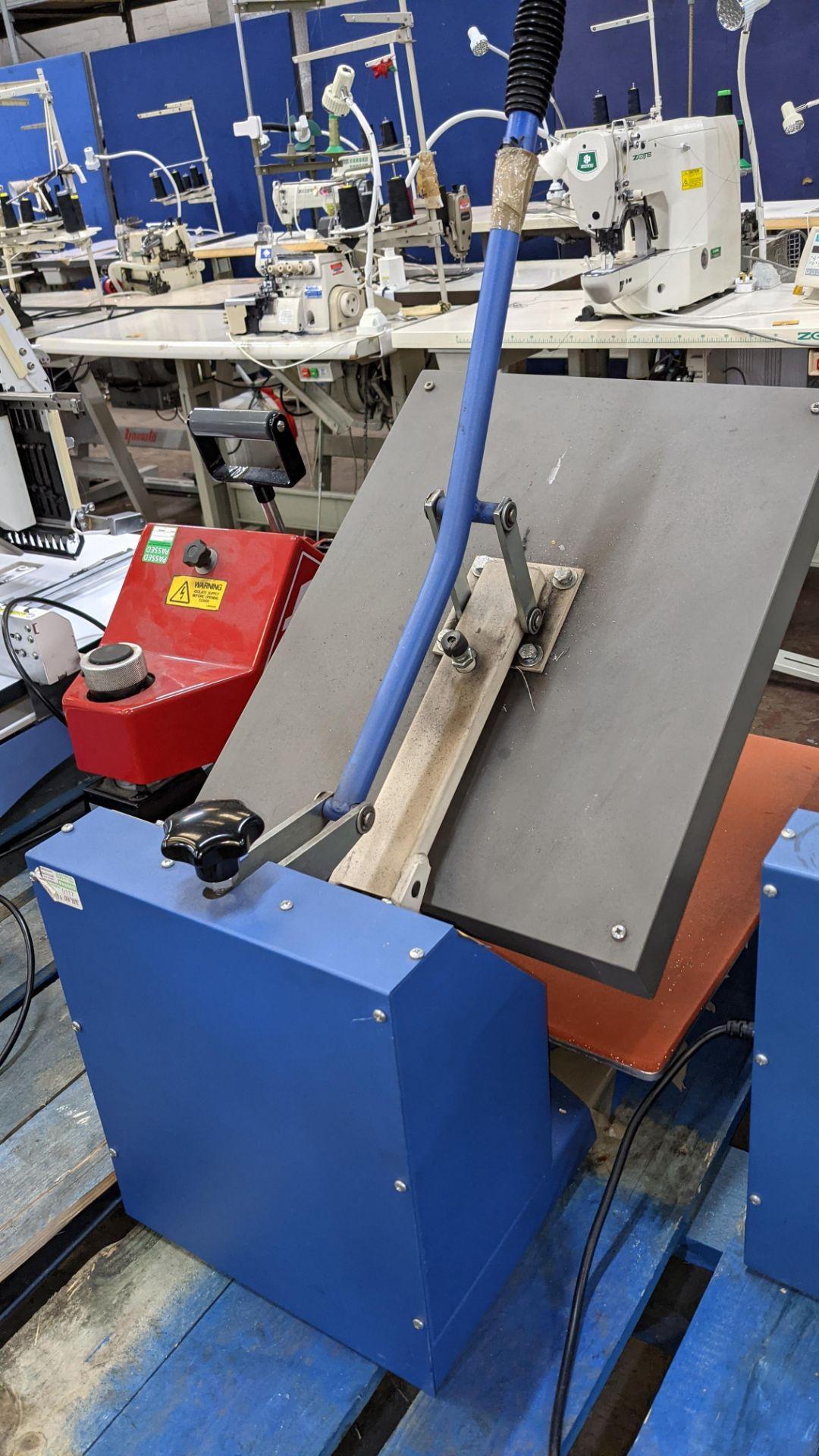 Europa Jarin benchtop heat transfer press model HF5000 - Image 13 of 13