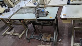 Merrow sewing machine, model M-30