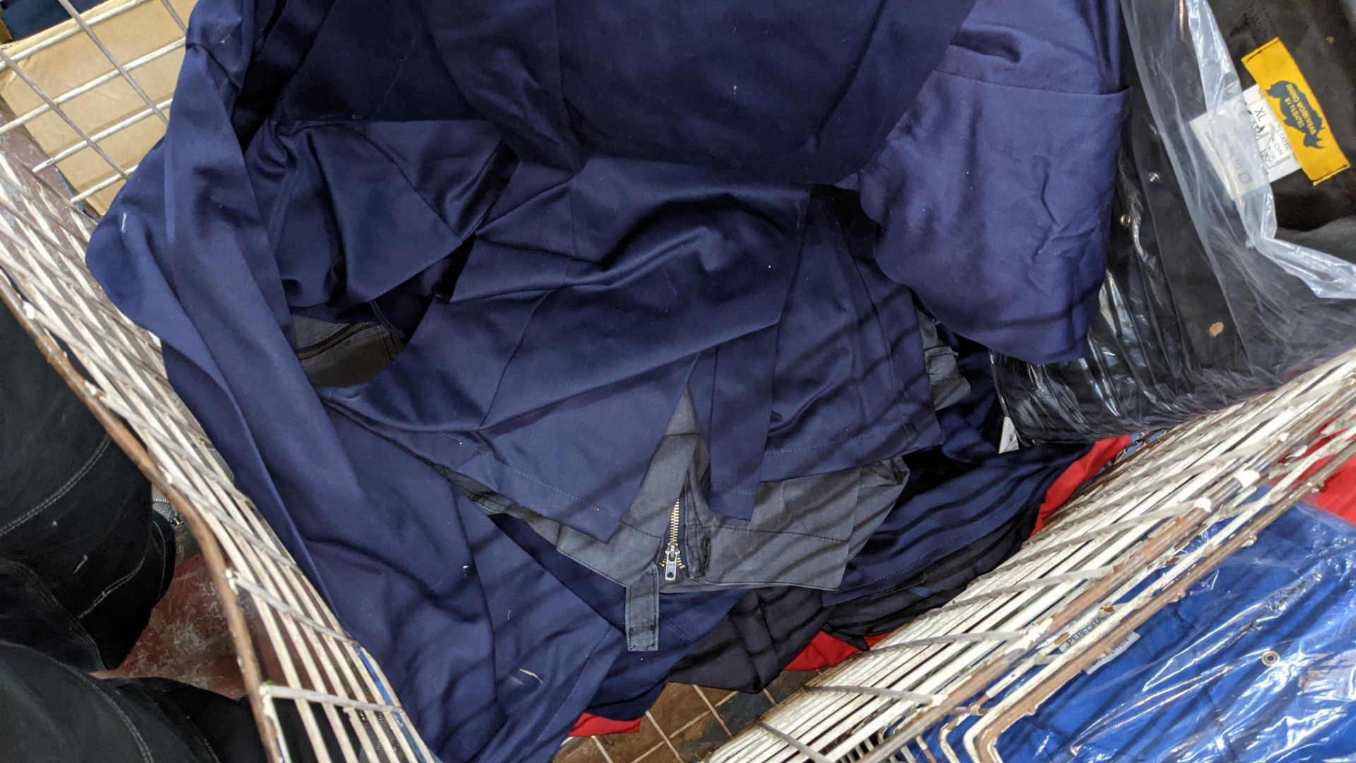 The contents of a cage of Protal flame retardant work clothing. NB cage excluded - Image 6 of 6