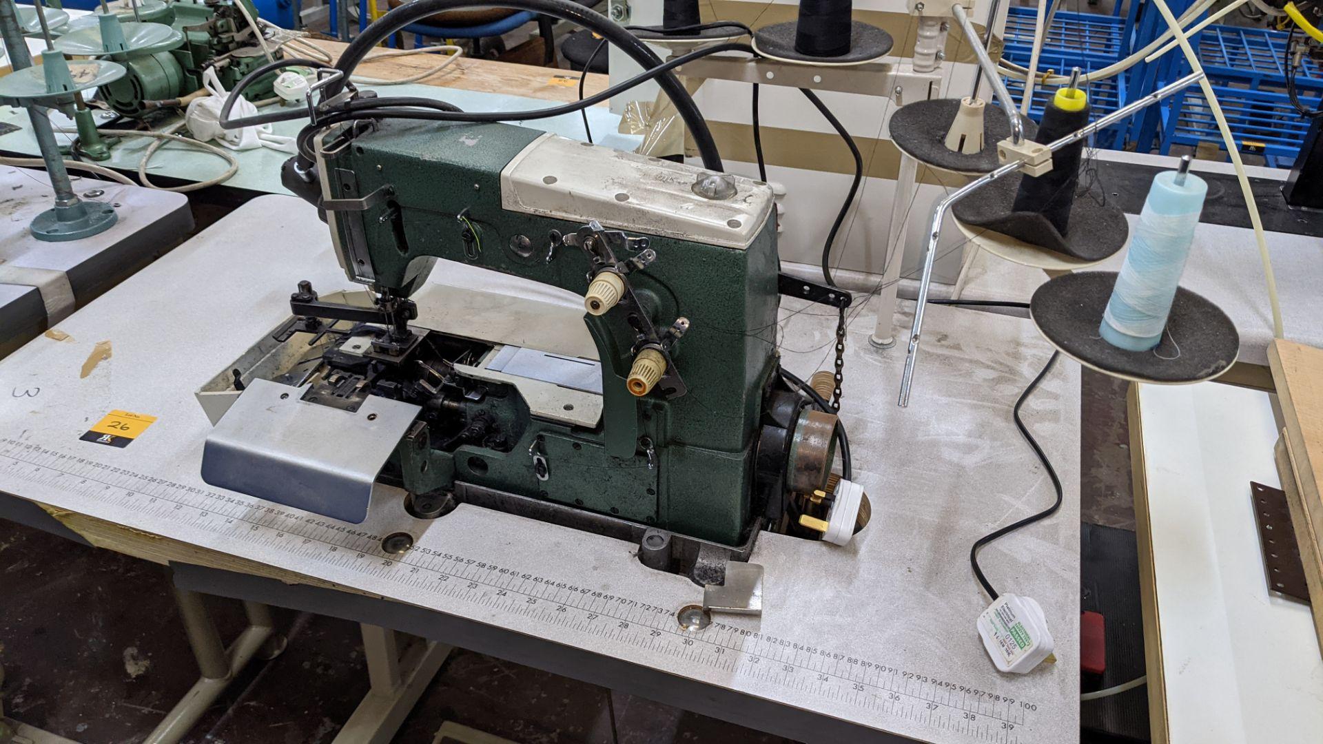 Sewing machine - Image 3 of 16