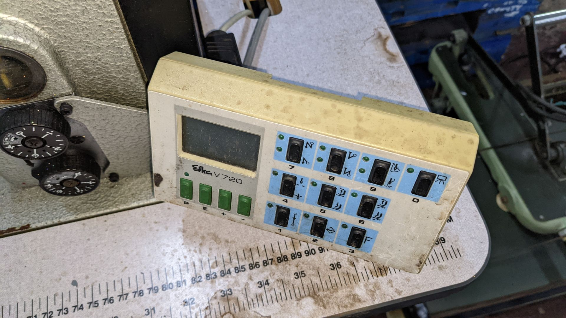 Durkopp Adler type 0271-L40042 sewing machine - Image 9 of 19