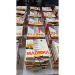 25 boxes of Madeira Classic No. 40 rayon embroidery thread