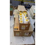6 boxes of The Vital Link polyester embroidery thread