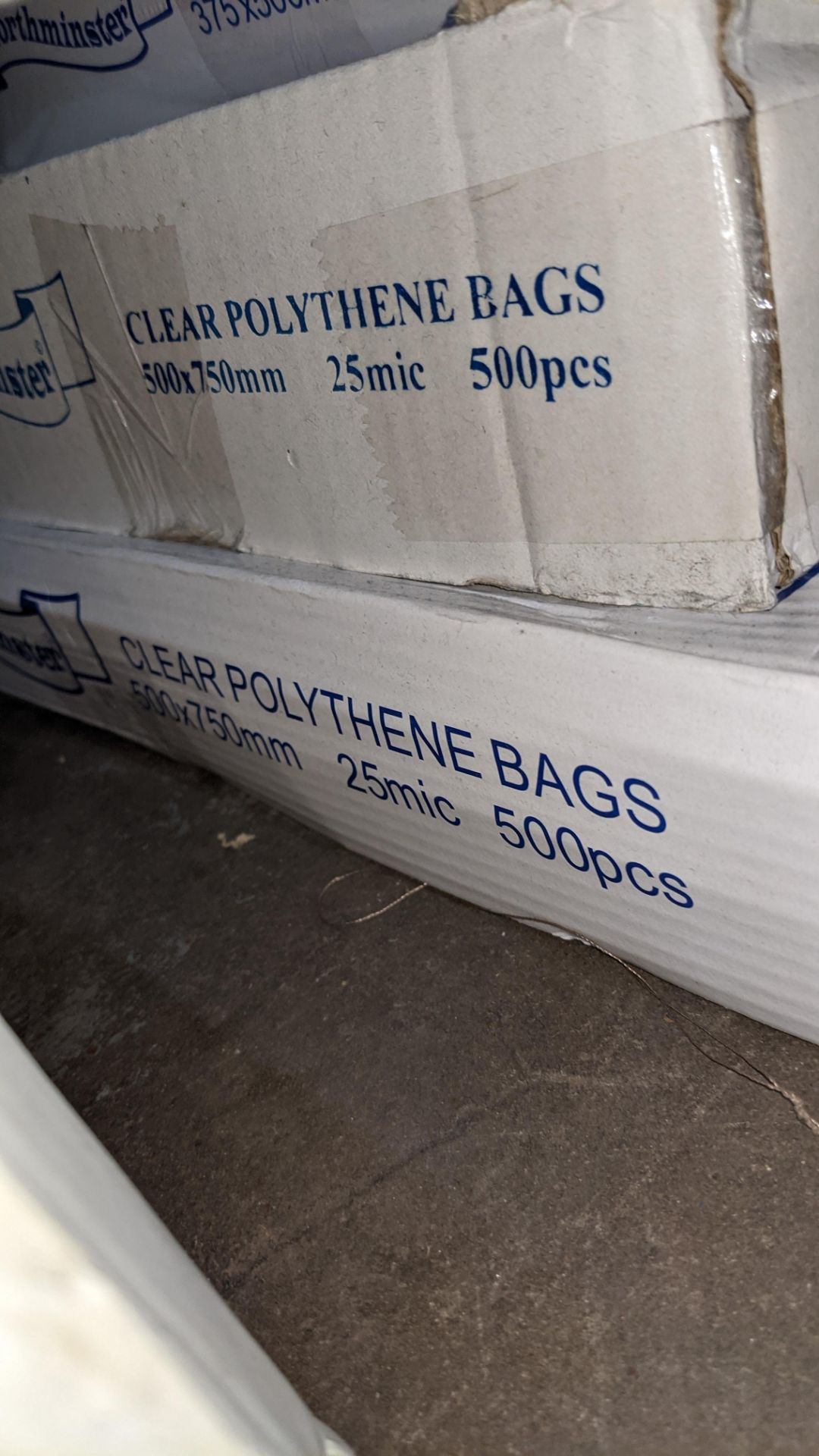 4 boxes of clear food bags by Worthminster - Image 5 of 6