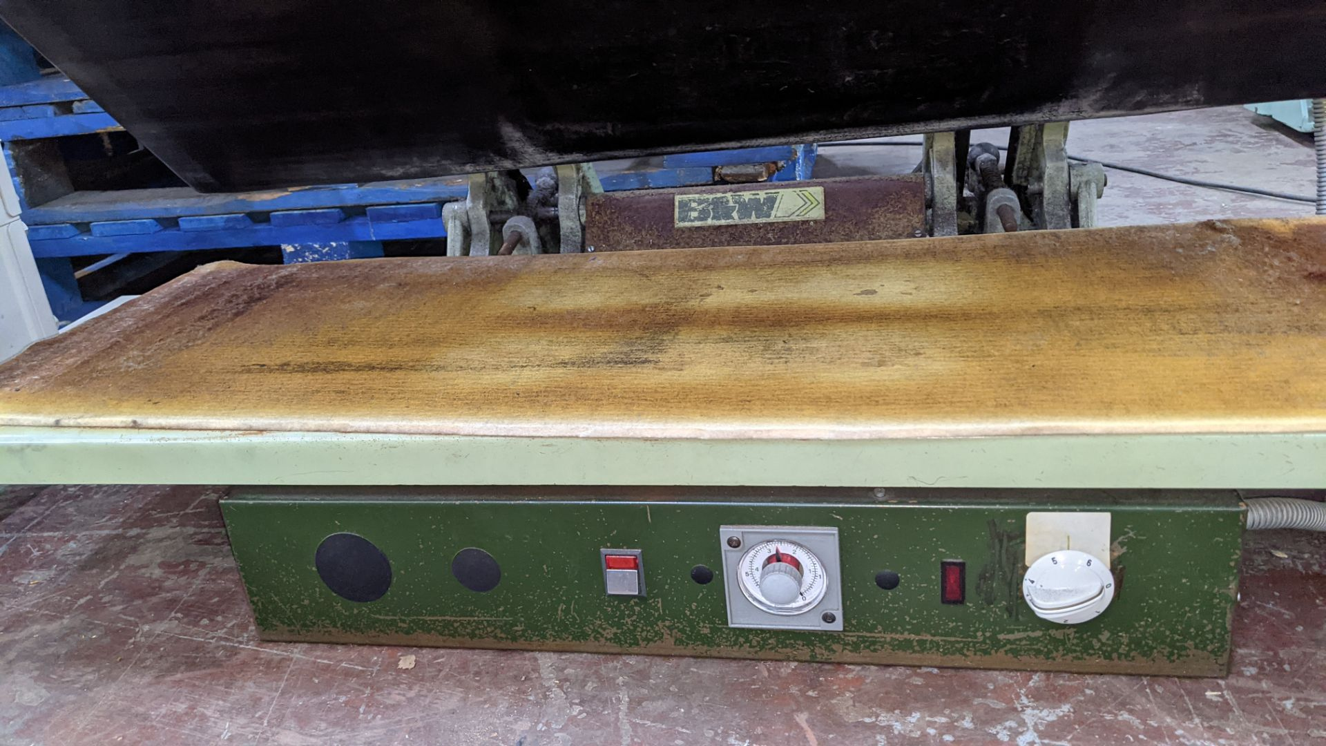 BW large benchtop heat press - Image 5 of 12