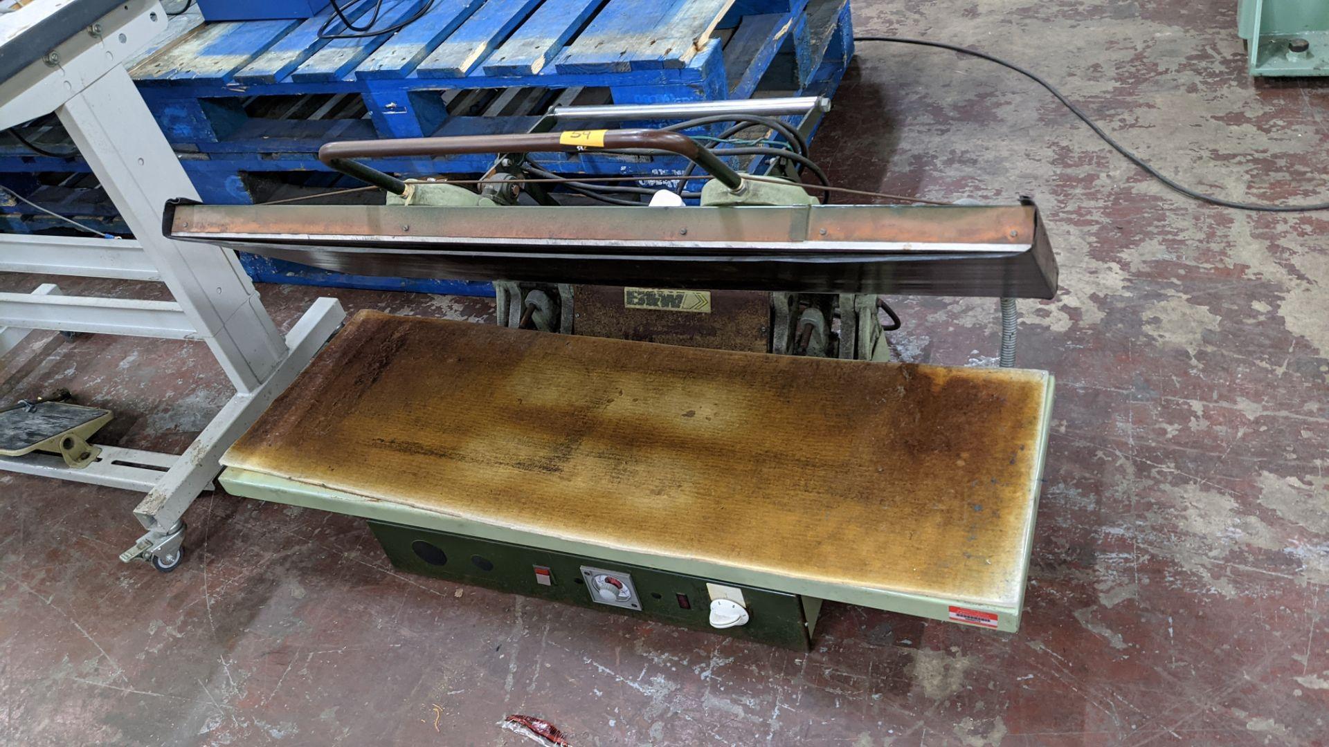 BW large benchtop heat press - Image 2 of 12