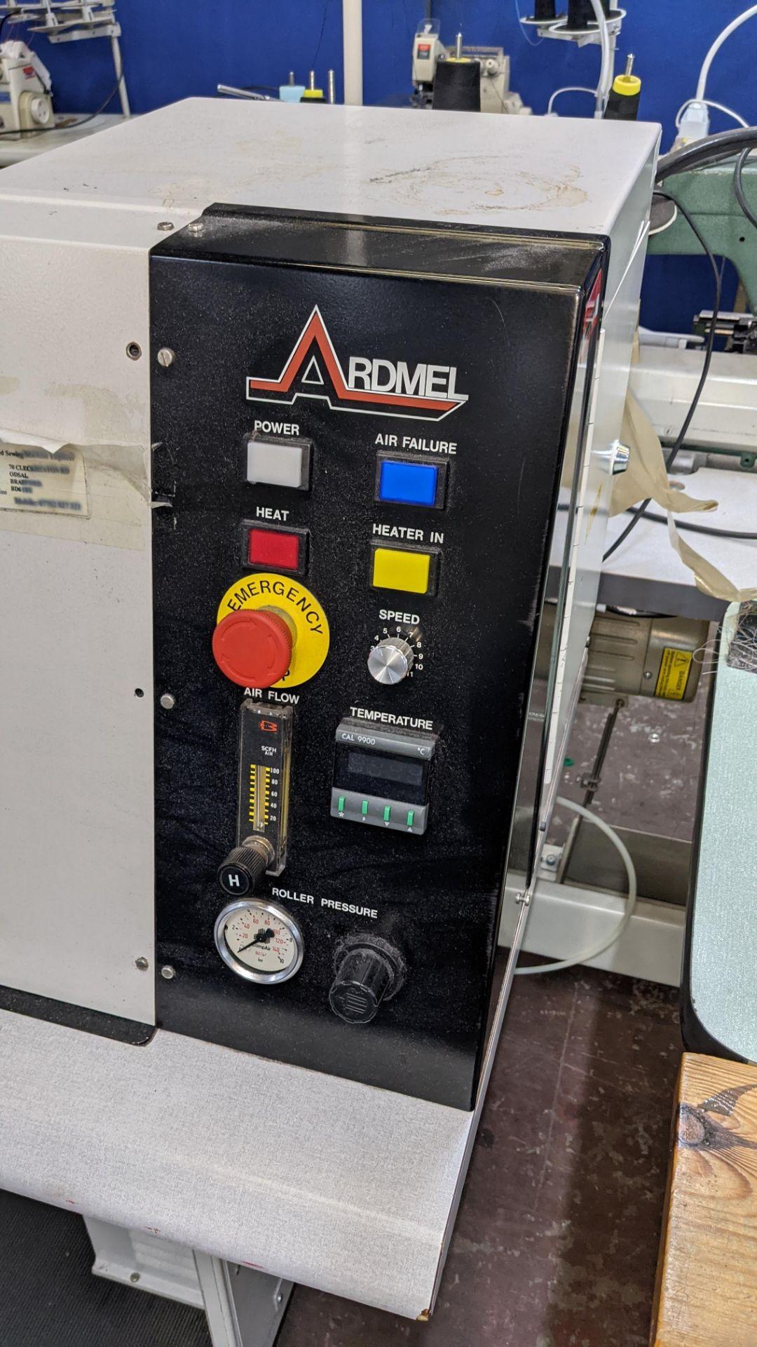Ardmel seam sealing machine - Image 7 of 18