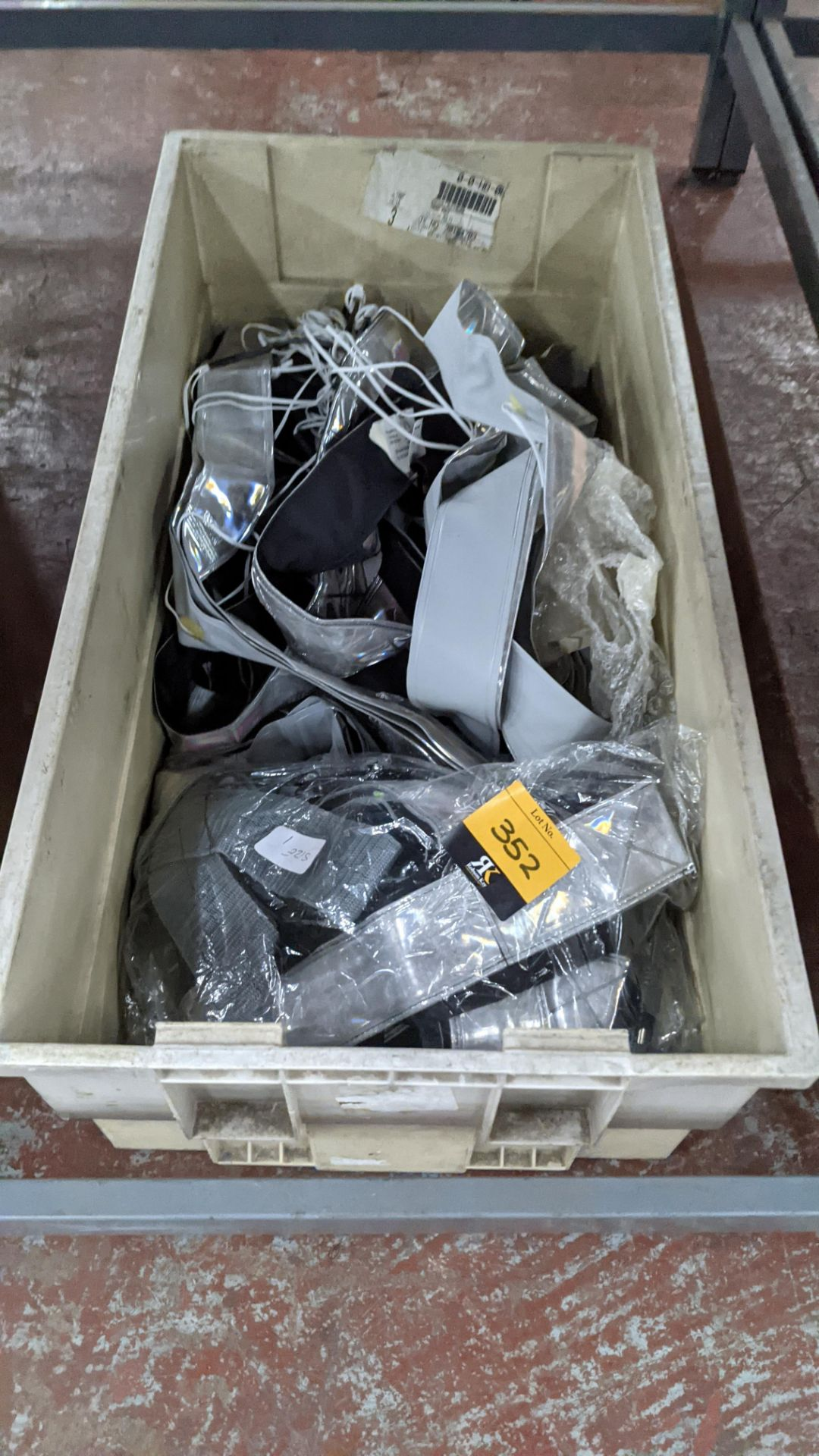 The contents of a crate of illuminated trim. NB crate excluded - Image 2 of 4