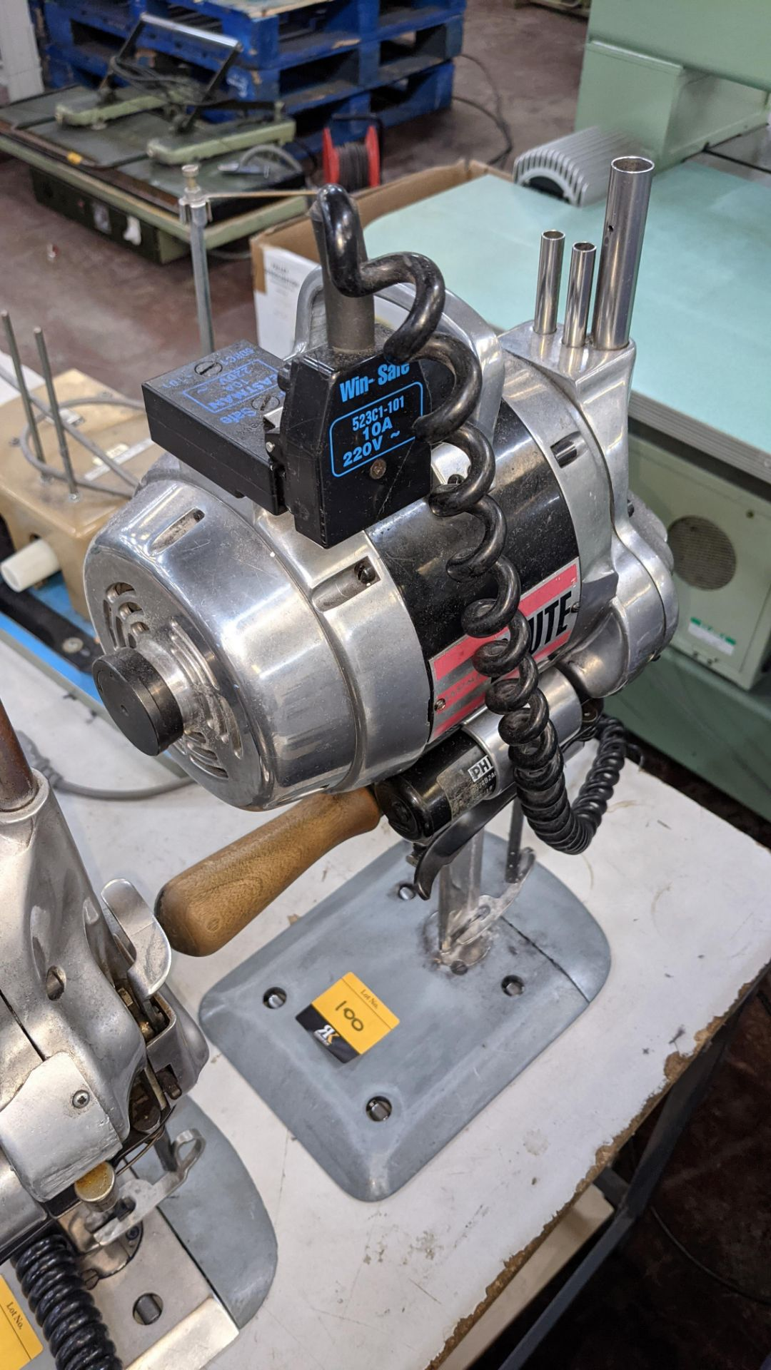 Eastman Brute electric cutter - Image 2 of 7