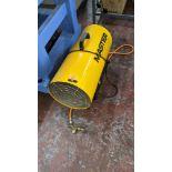 Master BLP 50kW gas space heater