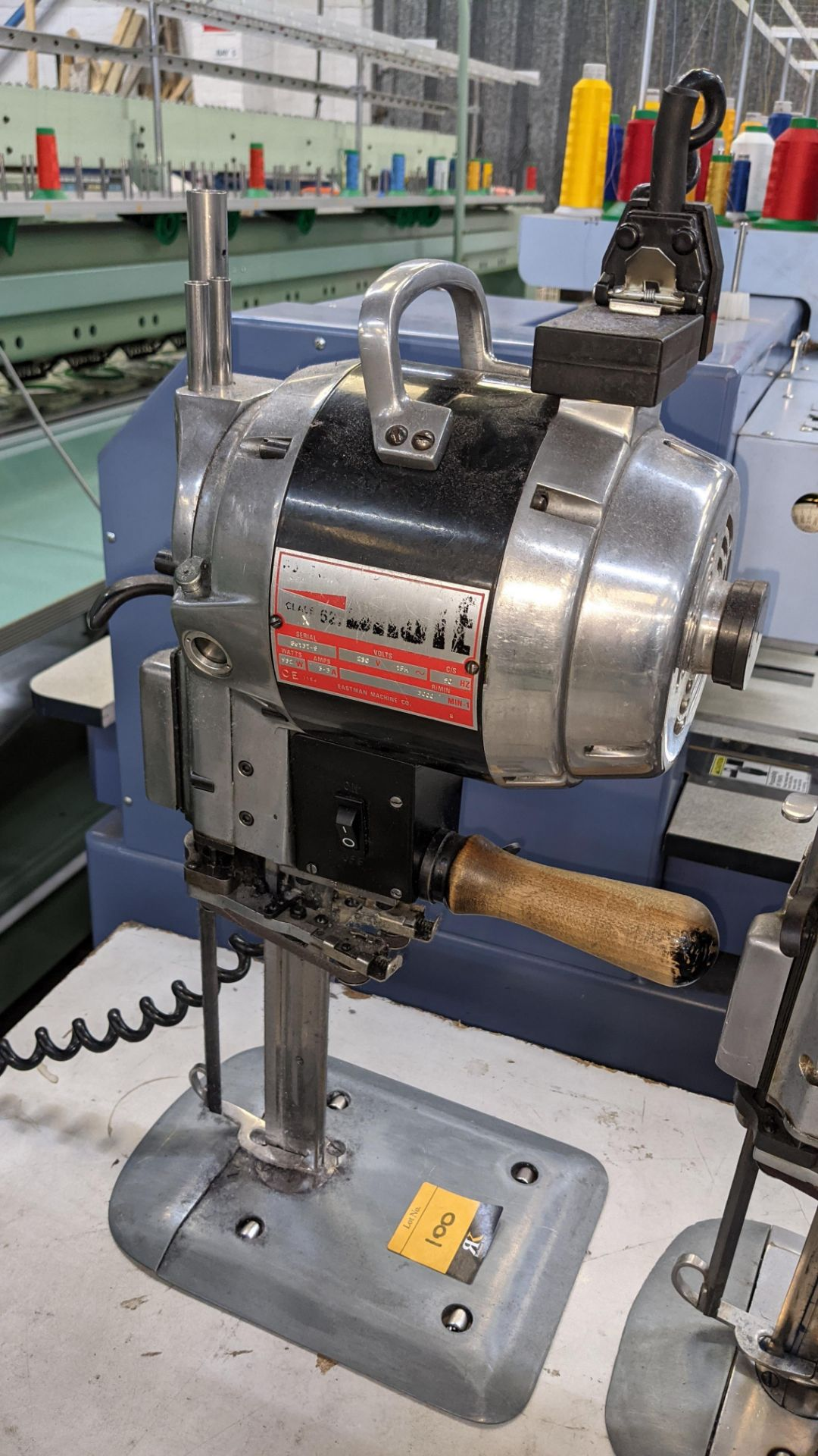 Eastman Brute electric cutter - Image 4 of 7