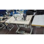 Zoje model ZJ9800A-D3B/PF sewing machine with WR-501 controller