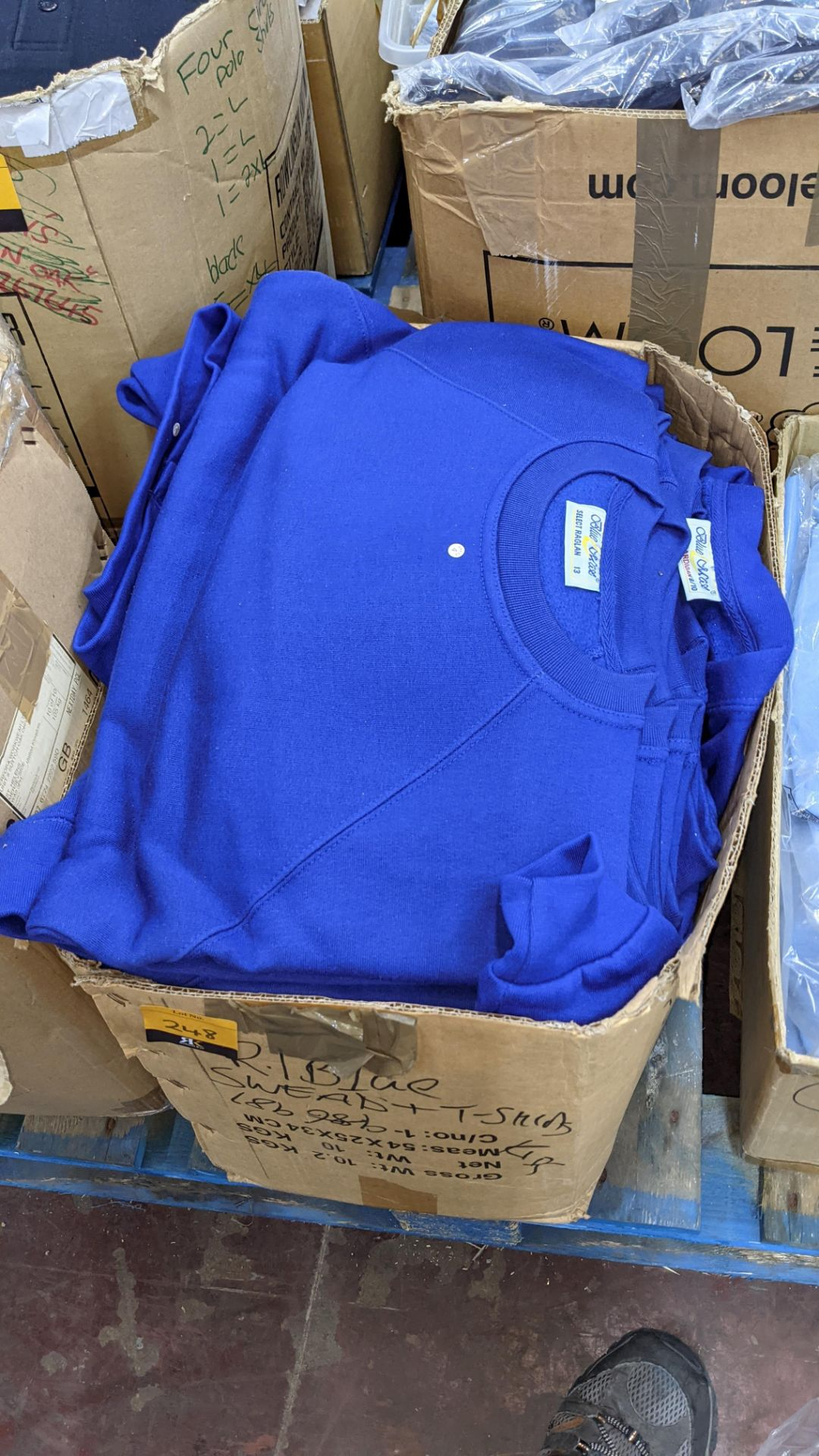 Approx 24 off mixed children's t-shirts, jumpers & cardigans - Image 5 of 5
