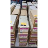 18 boxes of Ackermann Isacord (40) polyester thread