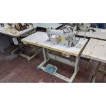 Highlead model GC188-MD sewing machine with model F-10 digital controller