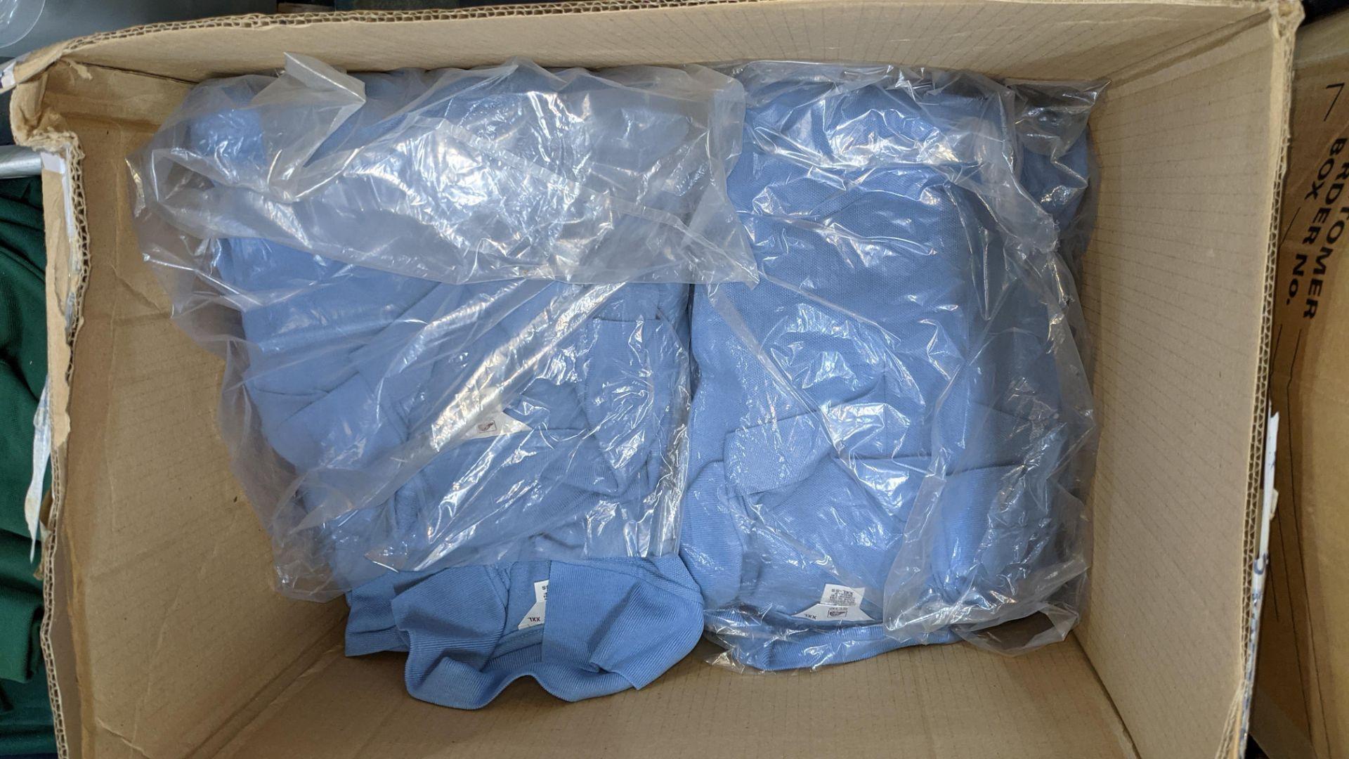 20 assorted polo shirts - 1 large box - Image 5 of 5