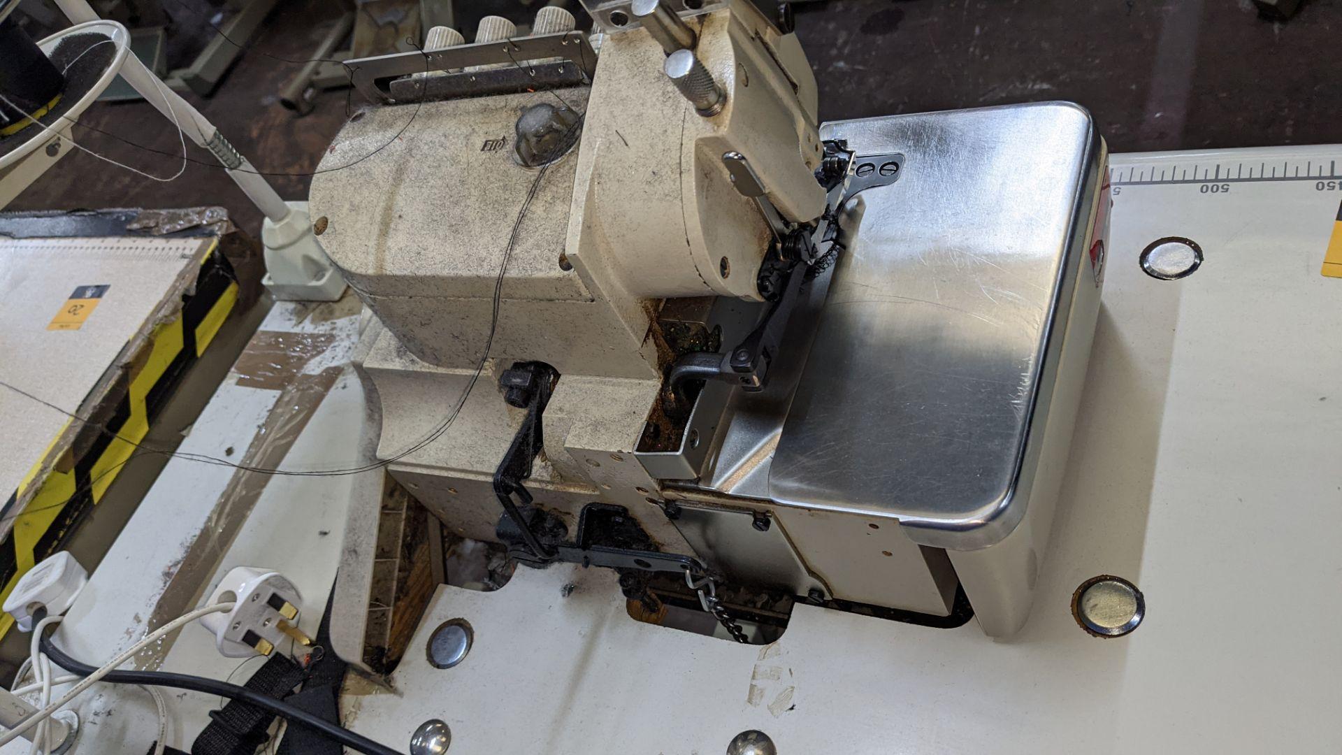 Yingon 788 series overlocker model YG788-4-13 - Image 13 of 16