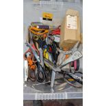 Quantity of shears plus other tools & gadgets