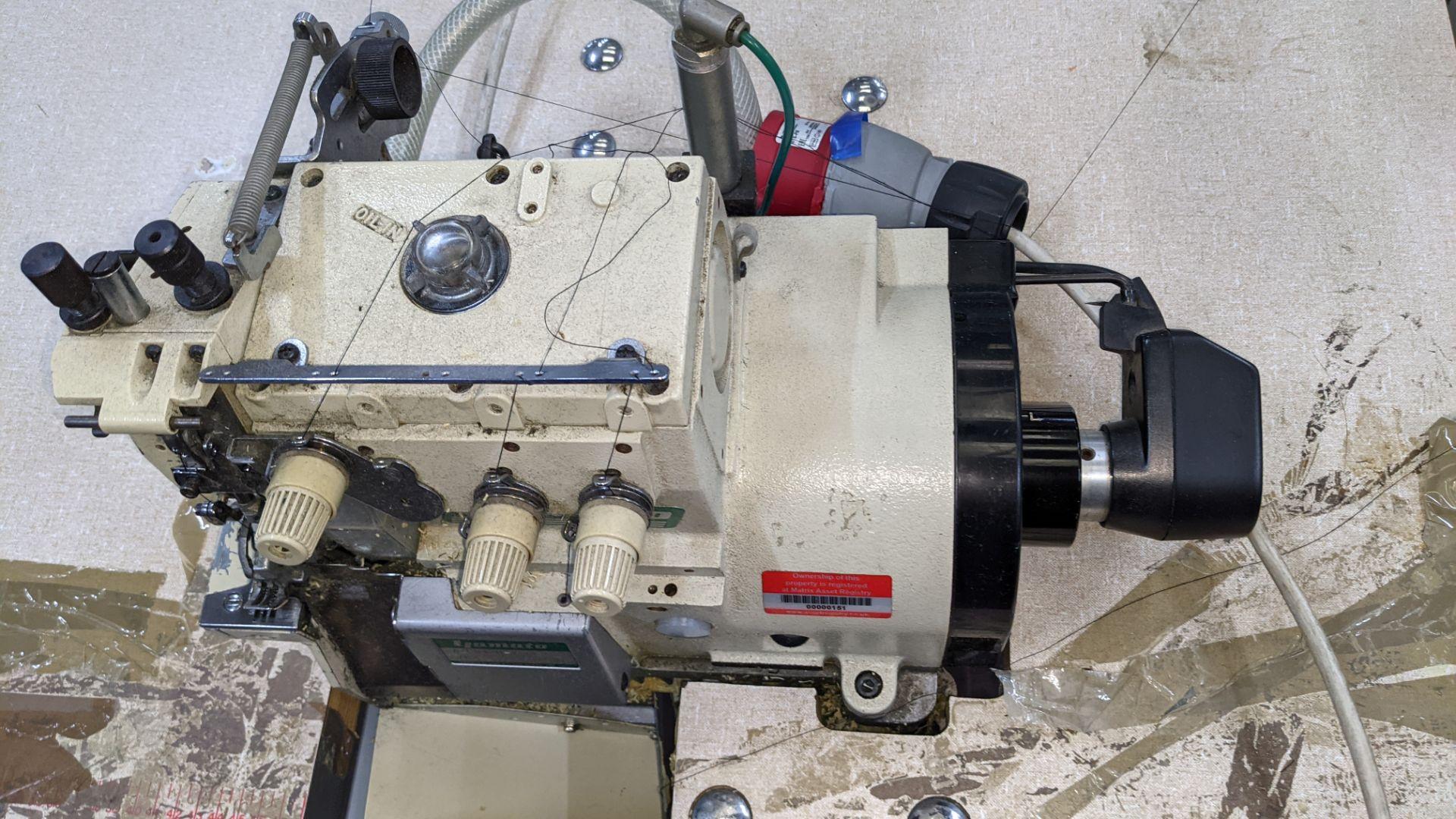Yamato overlocker, model AZR8420-YSDF - Image 10 of 15
