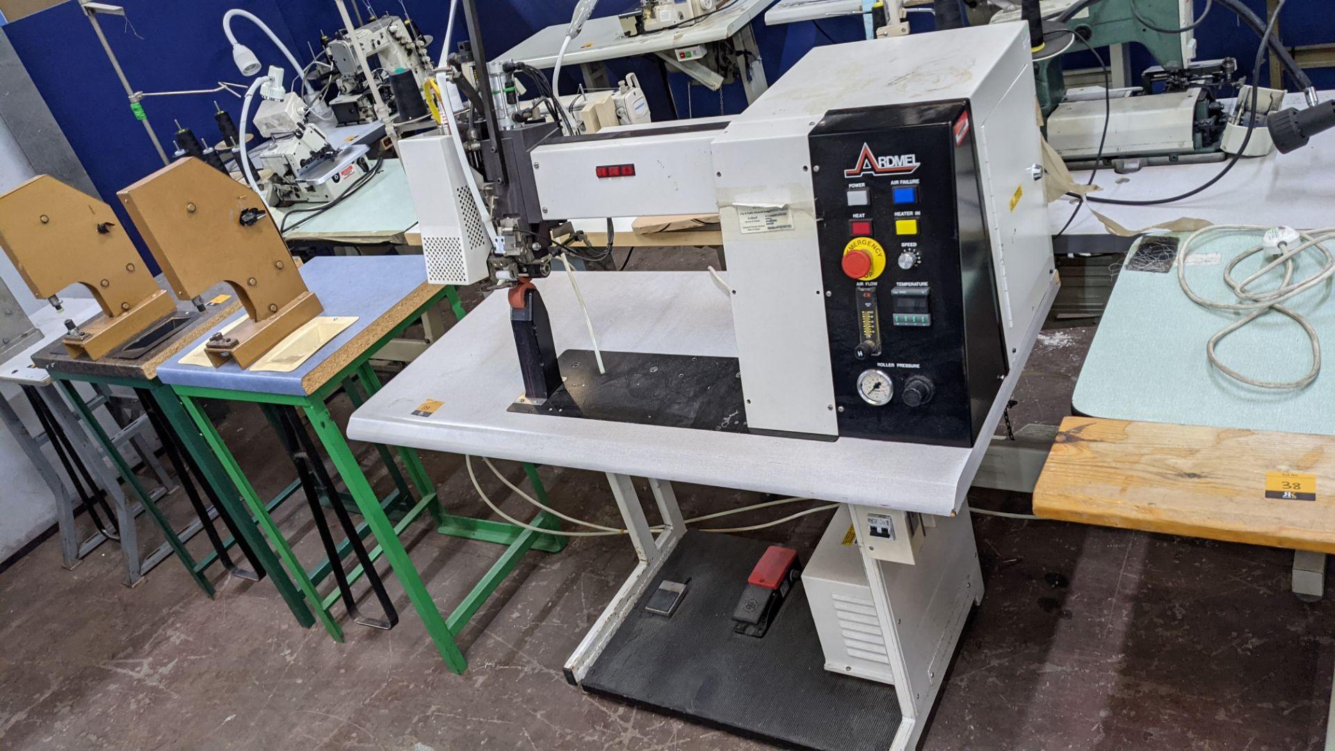 Ardmel seam sealing machine - Image 4 of 18