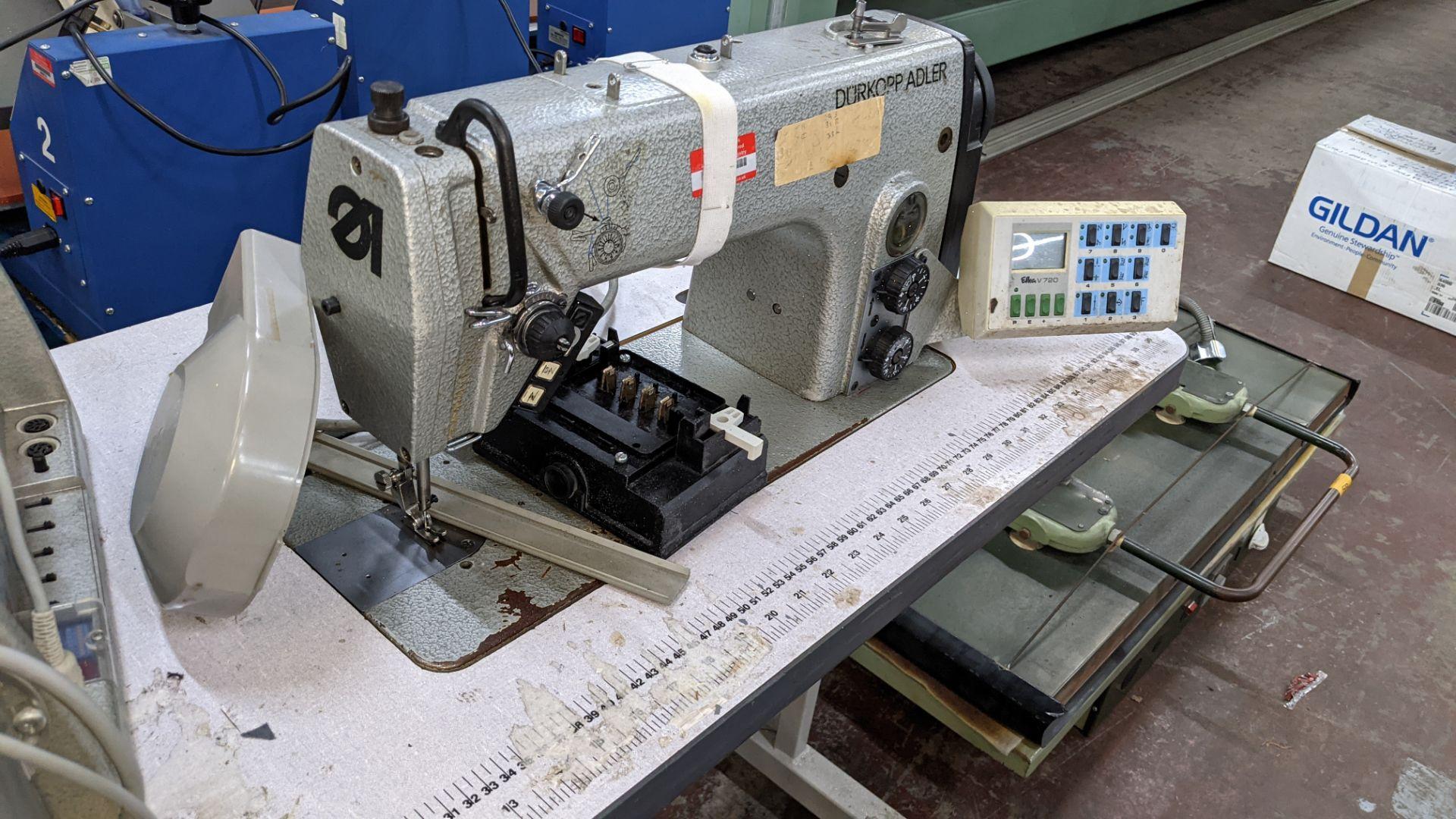 Durkopp Adler type 0271-L40042 sewing machine - Image 8 of 19