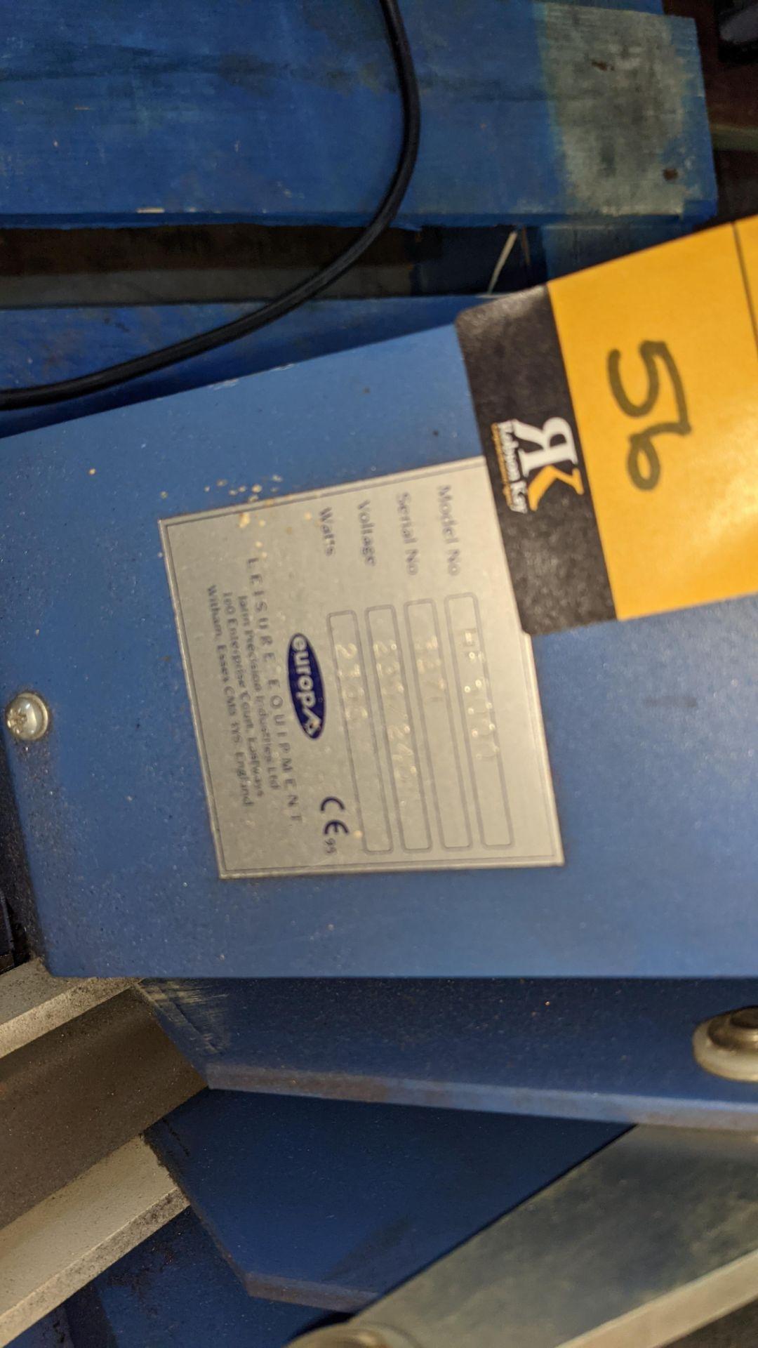 Europa Jarin benchtop heat transfer press model HF5000 - Image 10 of 13