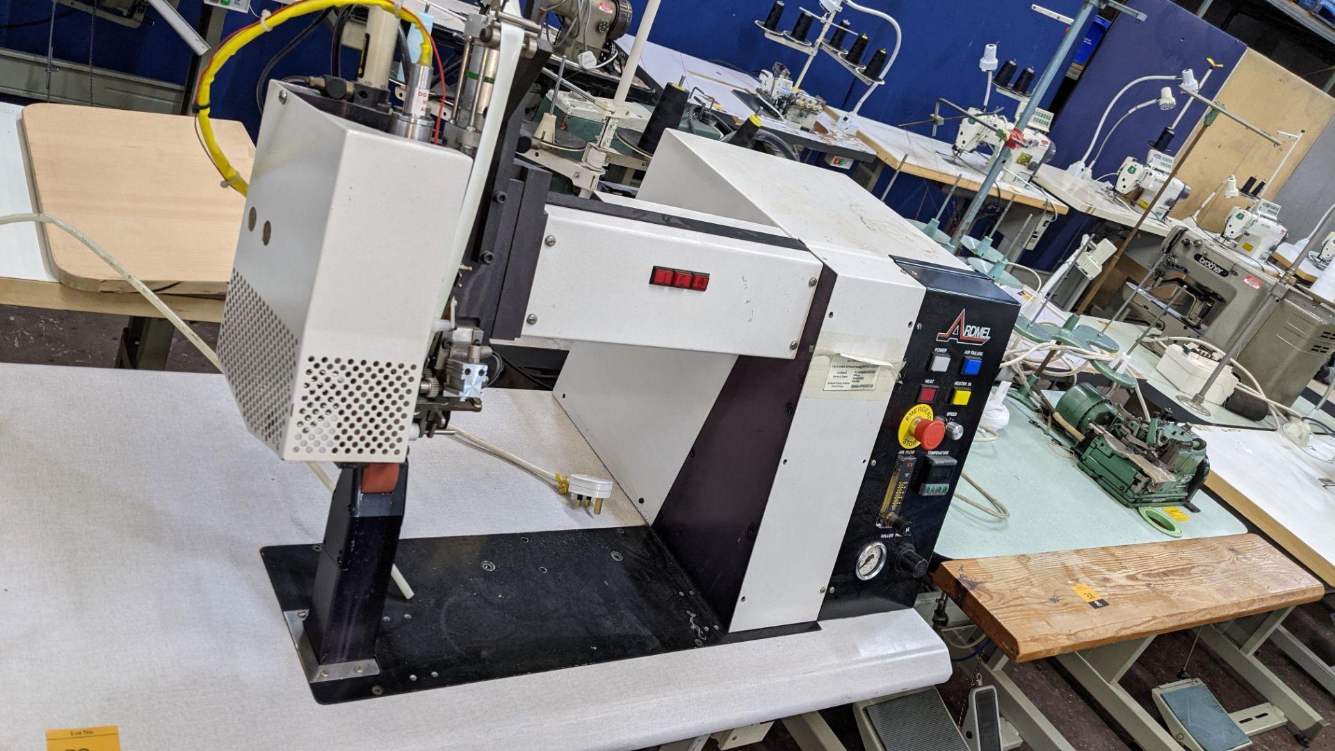 Ardmel seam sealing machine - Image 12 of 18