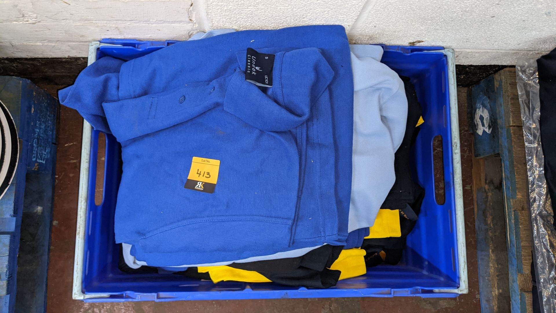 Quantity of assorted polo shirts - Image 3 of 6