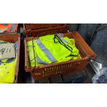 20 off yellow hi-vis vests