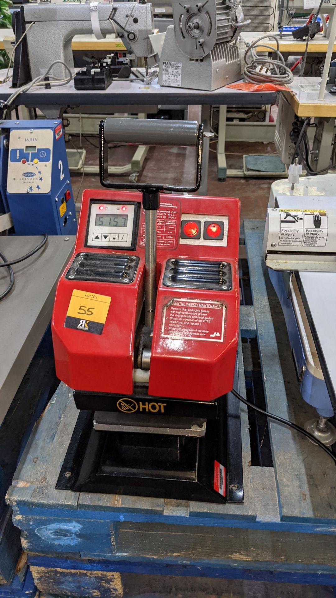 Pro-Seal Multimark heat sealing machine - Image 2 of 10