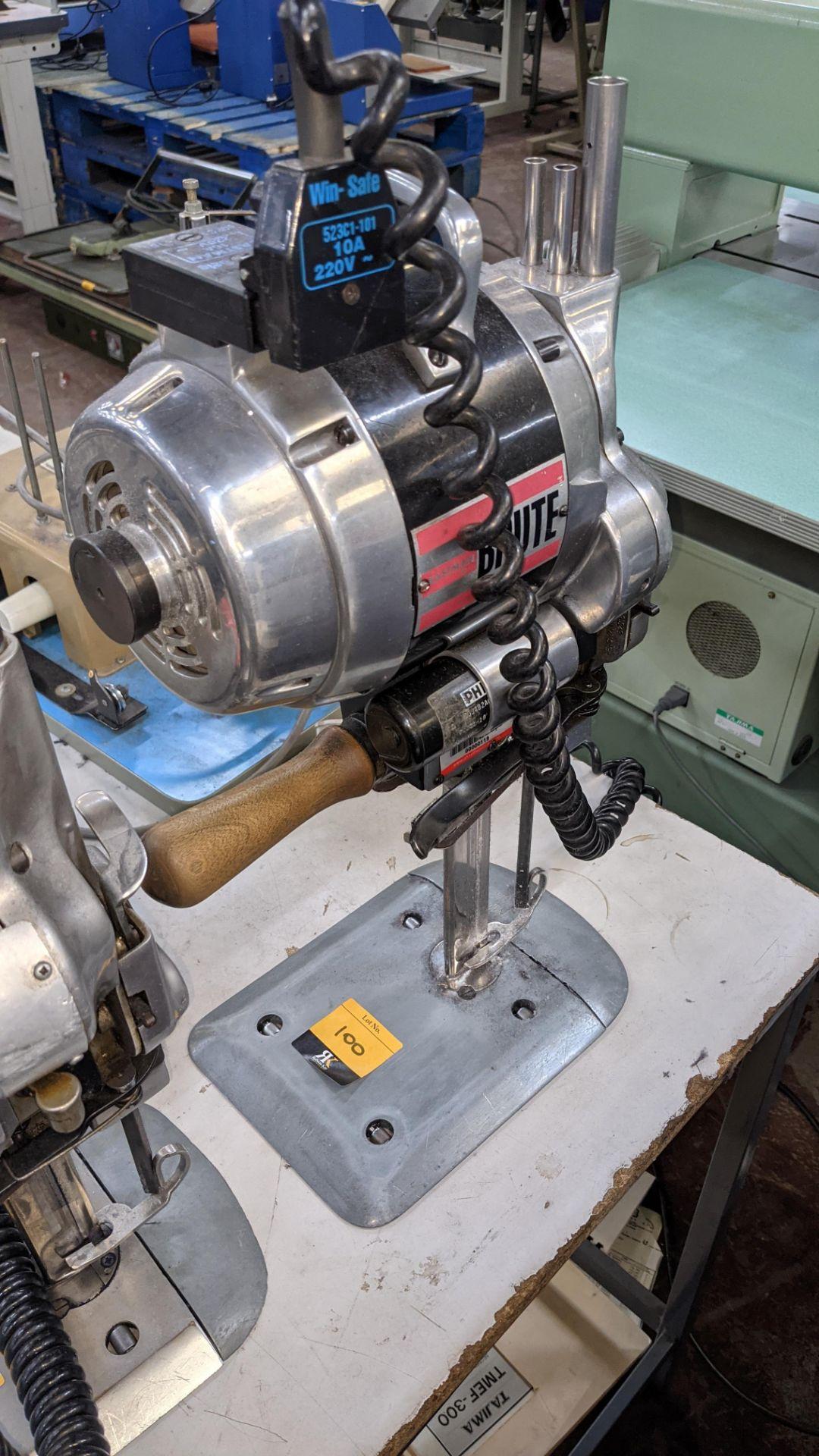 Eastman Brute electric cutter